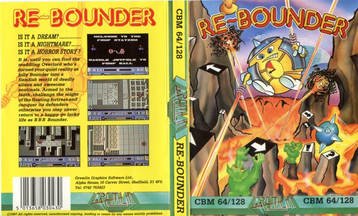 Re-Bounder (C64)