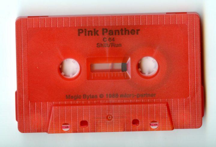 Pink Panther (C64)