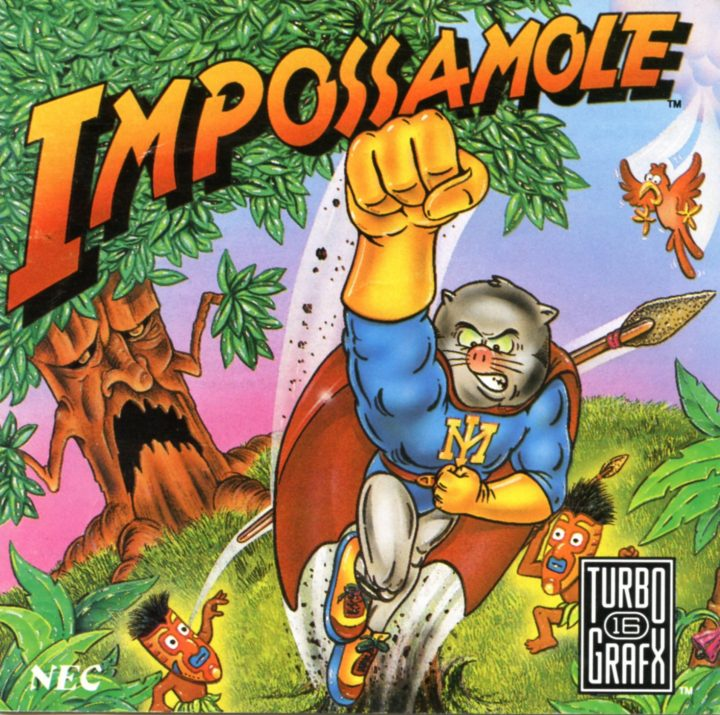 Impossamole (PCEngine)