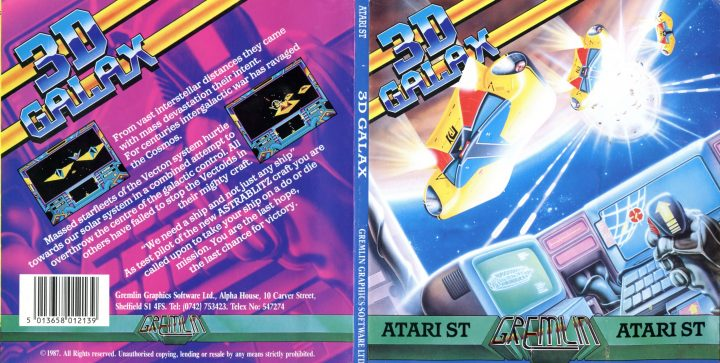 3D Galax (Atari ST)