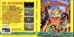 Re-Bounder (C64 Disk)