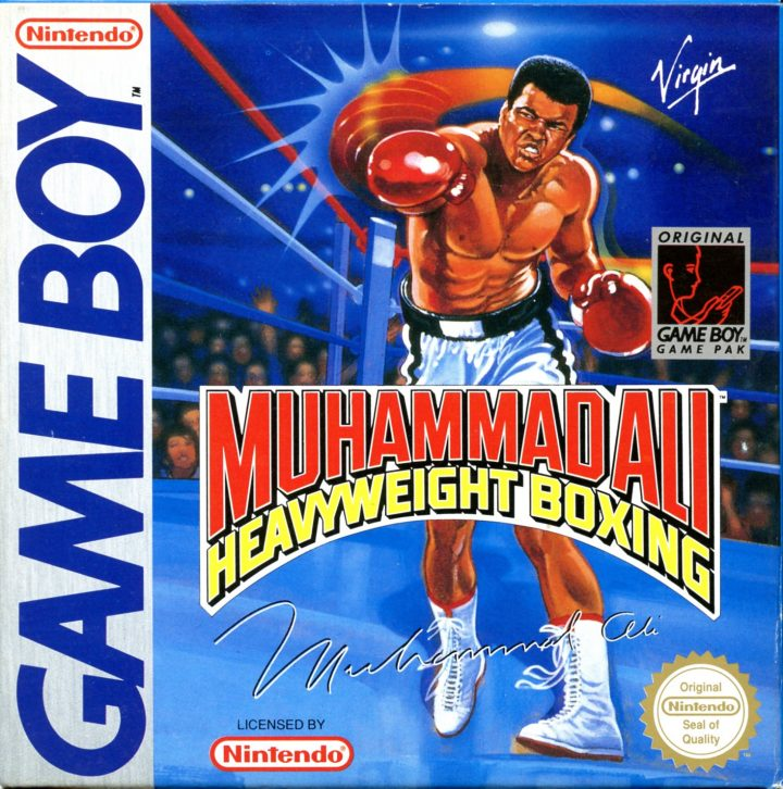 Muhammad Ali Heavyweight Boxing (Gameboy)