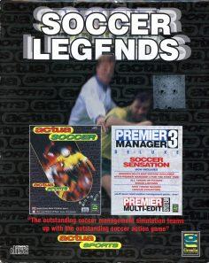 Soccer Legends (PC)