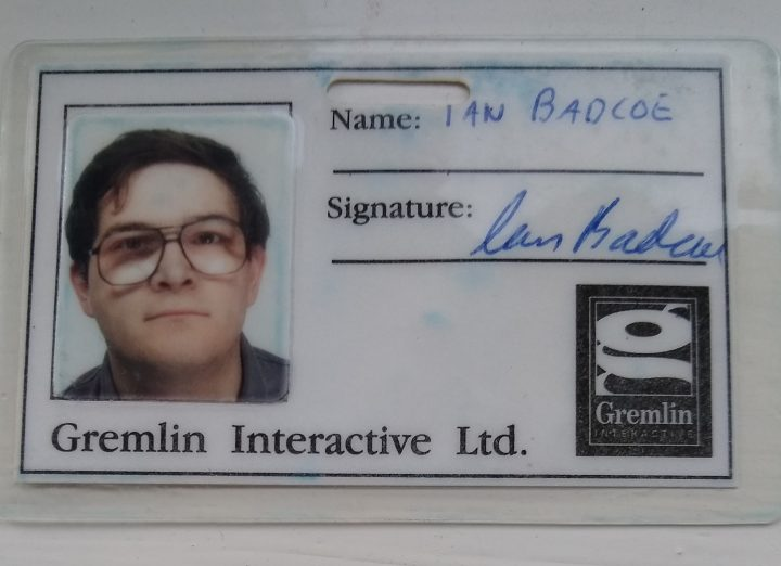 Gremlin ID Cards