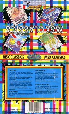 MSX Classics – Star Games