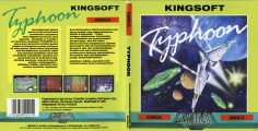Typhoon (Amiga – Kingsoft)
