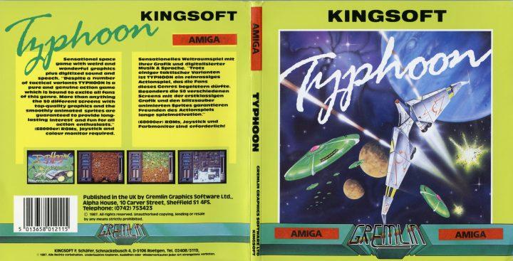 Typhoon (Amiga – Kingsoft)
