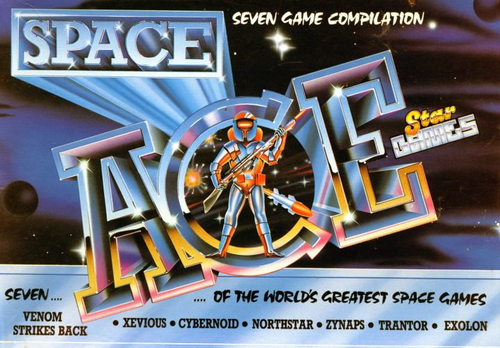 Space Ace (Star Games – C64)
